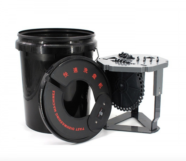 Polishing Pad Washer Bucket